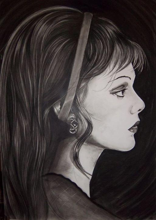 Tina Aumont by edwood.zero